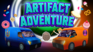 Game icon for Artifact Adventure.