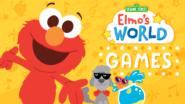 Game icon for Elmo's World.