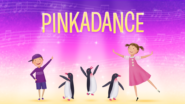 Game icon for Pinkalicious Dance Game.