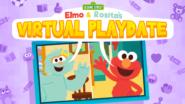 Game icon for Elmo & Rosita's Virtual Playdate.