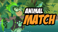 Game icon for Animal Match.