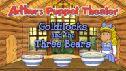 Game icon for Arthur's Puppet Theater: Goldilocks.