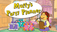 Game icon for Muffy's Party Planner.