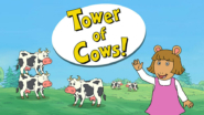 Game icon for Tower of Cows.