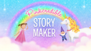 Game icon for Pinkcredible Story Maker.