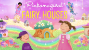 Game icon for Pinkalicious Fairy House.