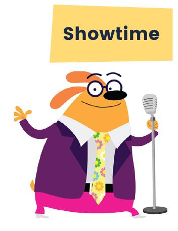 Ruff Showtime
