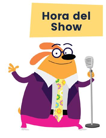 Ruff Hora del Show