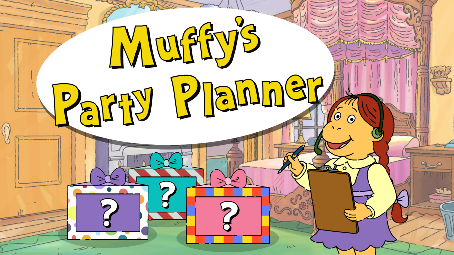Muffy's Party Planner