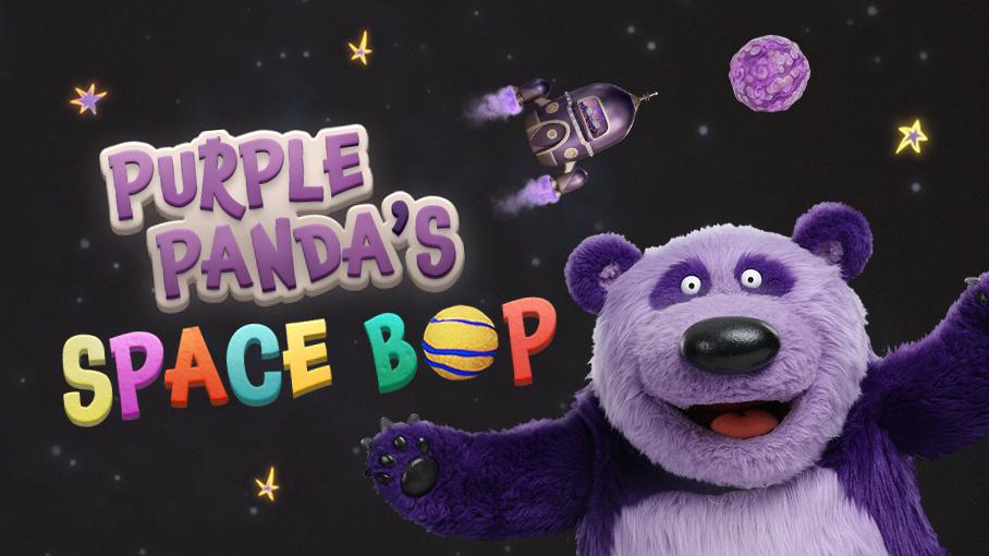 Purple Panda's Space Bop