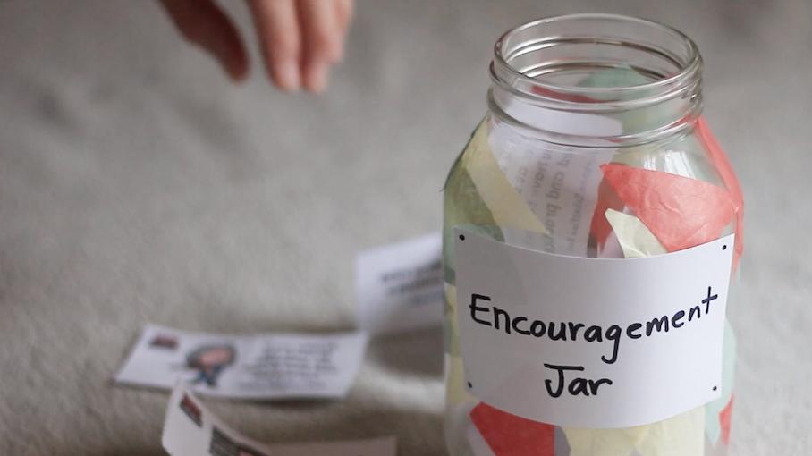 Encouragement Jar Crafts For Kids Pbs Kids For Parents