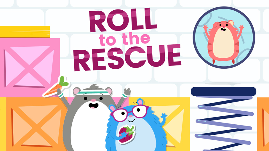 Team Hamster! Roll to the Rescue.