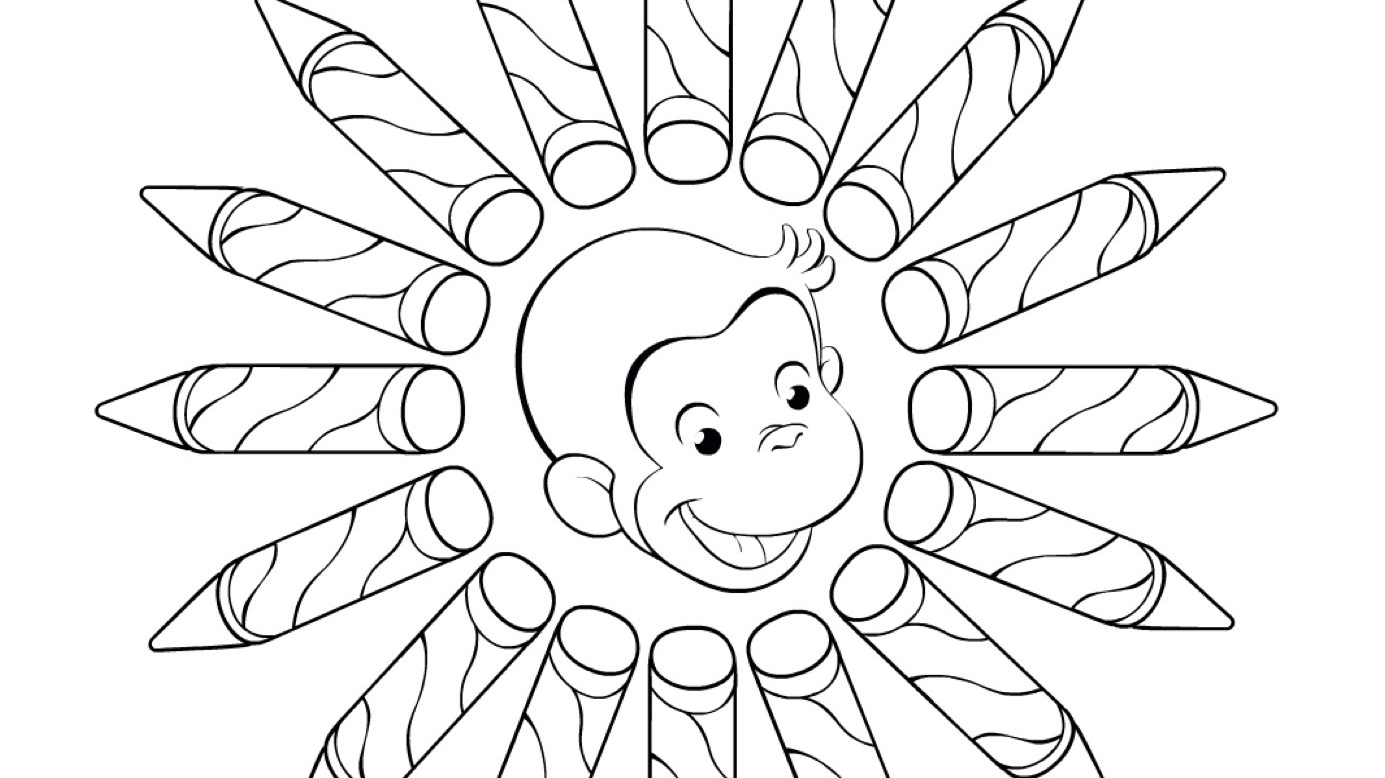 Crayons Coloring Page | Kids Coloring Pages | PBS KIDS for ...