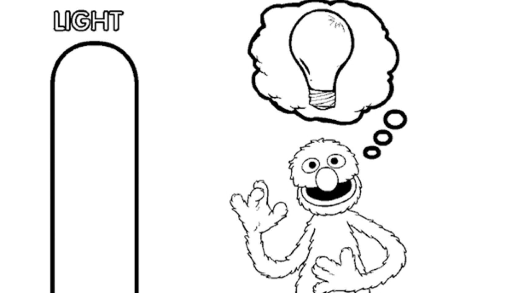 The Letter L Coloring Page Kids Coloring Pbs Kids For Parents