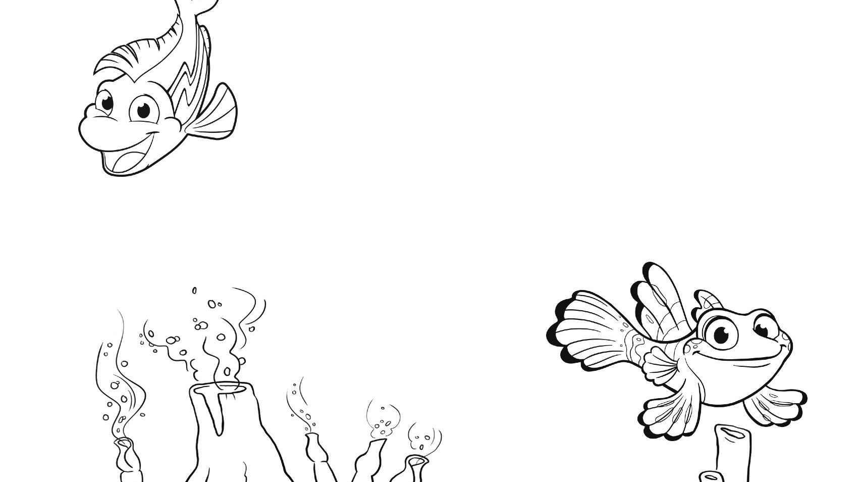 free coloring pages for ocean animals لم يسبق له مثيل الصور + ... | 954x1700