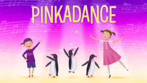 Pinkalicious Dance Game
