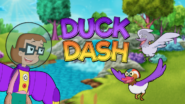 Game icon for Duck Dash.