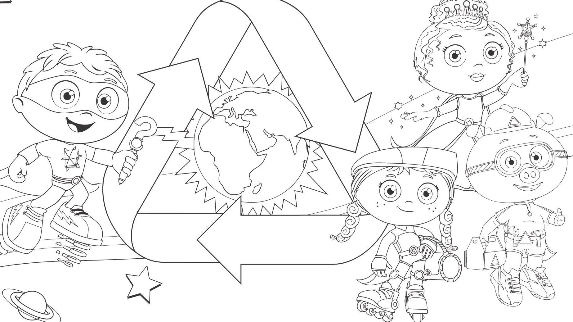 - Earth Day! Coloring Page Kids Coloring Pages PBS KIDS For Parents