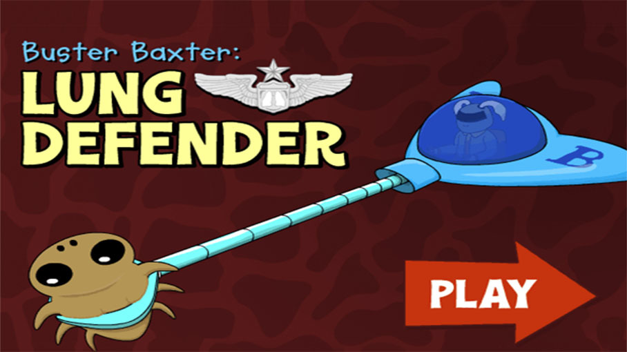 Buster Baxter: Lung Defender