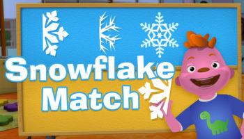 34297662716a Cut Out Symmetrical Snowflakes