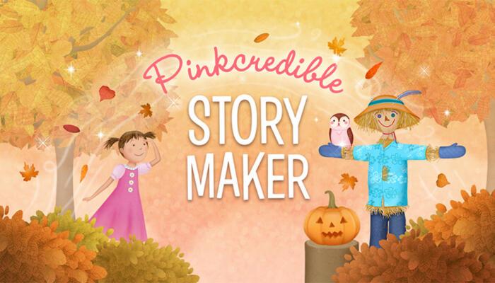 Pinkcredible Story Maker