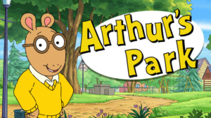 Game icon for Arthur's Park.
