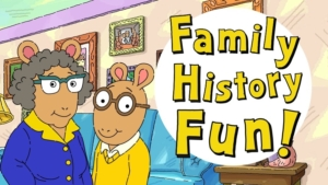 Game icon for Family History Fun.