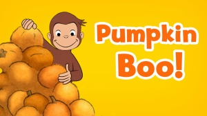 curious george - Curious George Halloween Games
