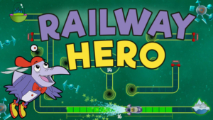 Game icon for Railway Hero.