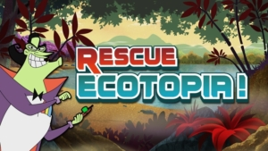 Game icon for Rescue Ecotopia.