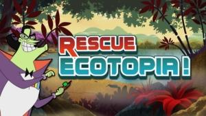 Game icon for Rescue Ecotopia.