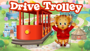 Game icon for Drive Trolley.