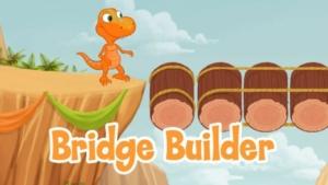 Game icon for Bridge Builder.