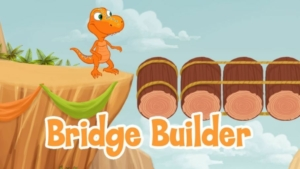 Game icon for Bridge Builder.