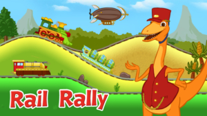 Game icon for Rail Rally.