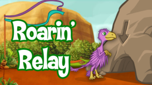 Game icon for Roarin Relay.