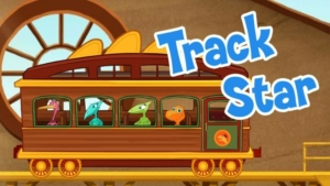 Game icon for Track Stars.