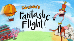 Game icon for Fabuloso's Fantastic Flight.