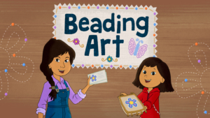 Game icon for Beading Art.