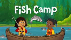 Game icon for Fish Camp.