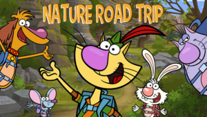 Game icon for Nature Road Trip.