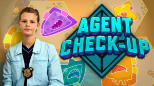 Game icon for Agent Check-Up.