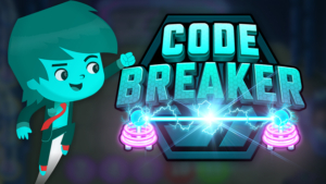 Game icon for Code Breaker.