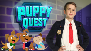 Game icon for Puppy Quest.