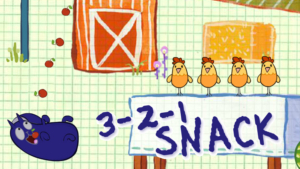 Game icon for 321 Snack.