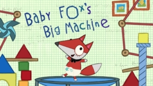 Game icon for Baby Fox Machine.