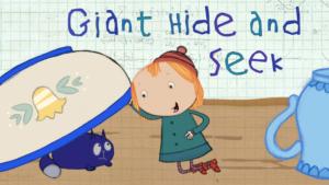 Giant Hide & Seek