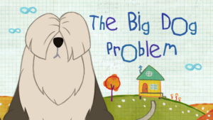 Game icon for The Big Dog Problem.