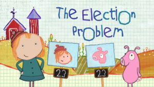 Game icon for The Election Problem.