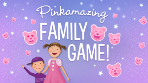 Game icon for Pinkamazing Family Game.